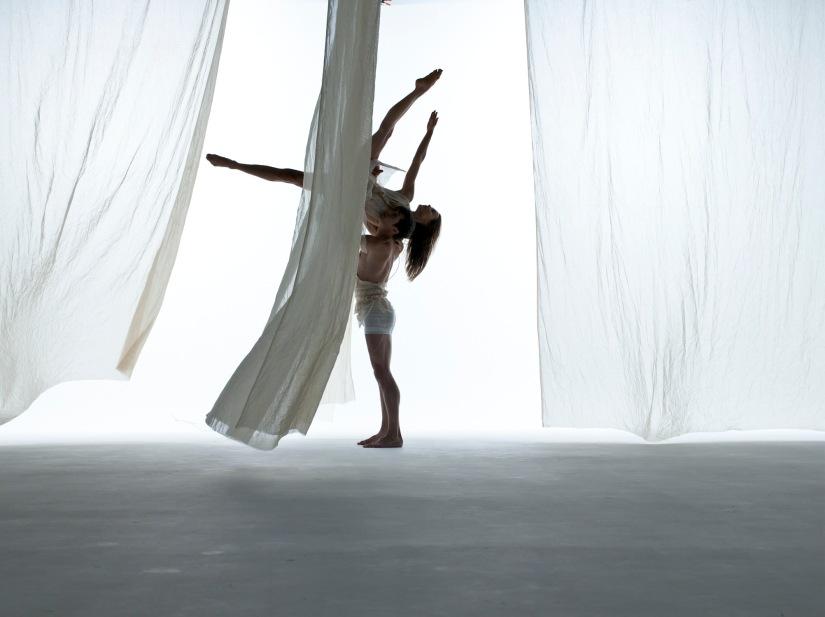 Jen Jeremiah dancing